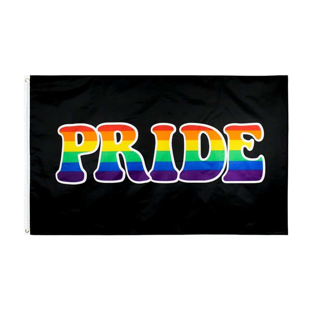 Retro Rainbow Gay Pride Flag
