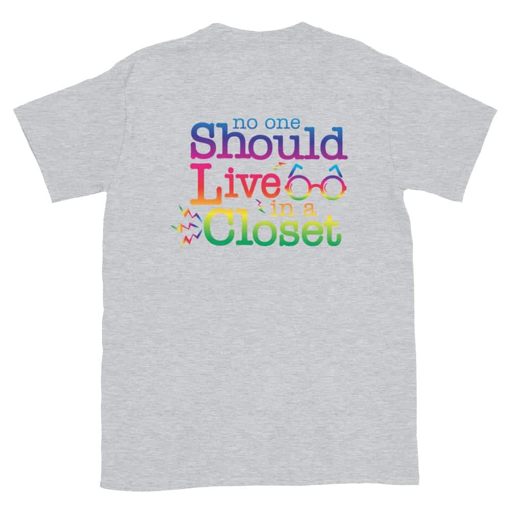 LGBT Come Out of the Closet Tshirt