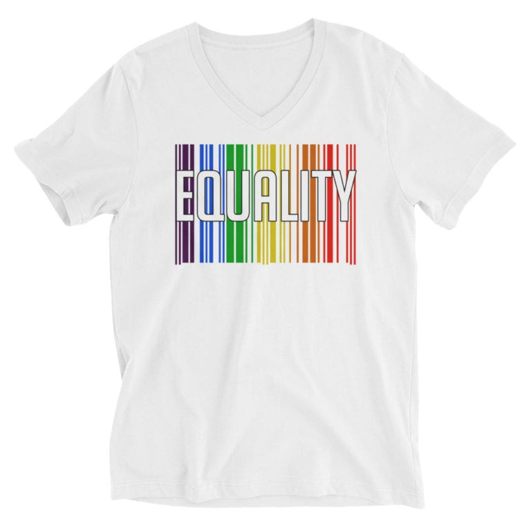 EQUALITY LGBTQ Short Sleeve Tshirt