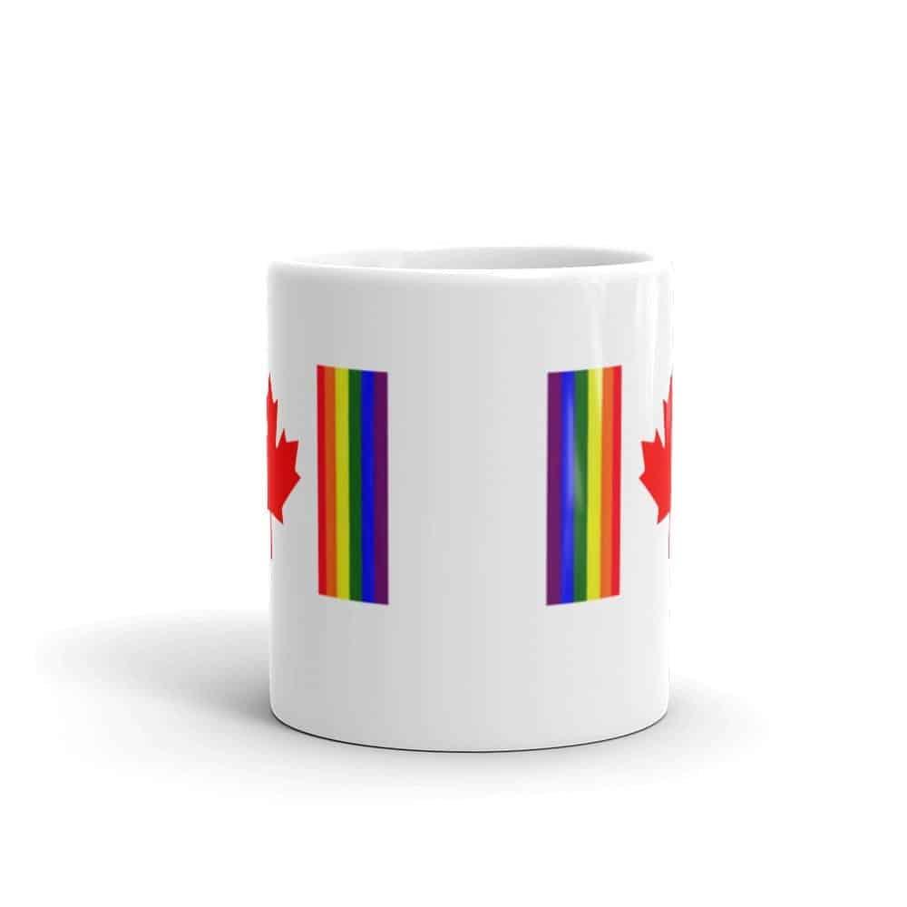 Canada Pride LGBT Coffee Mug
