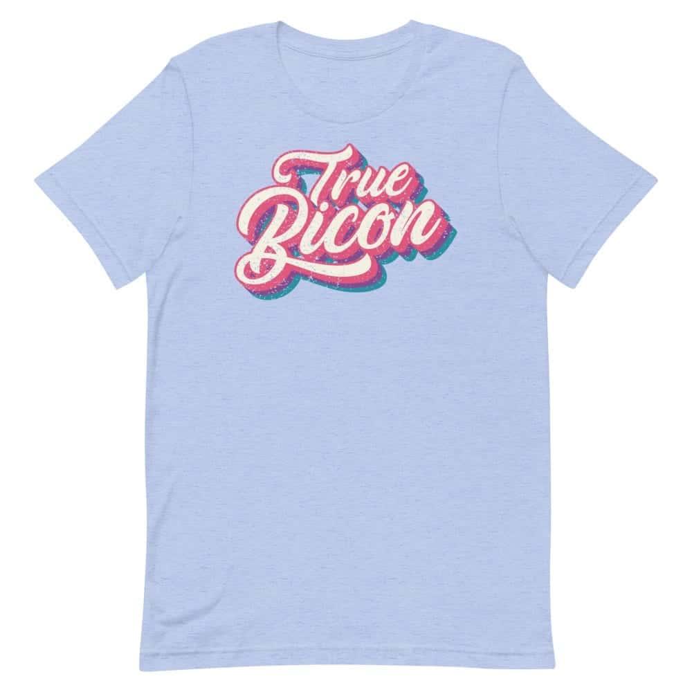 True Bicon Bisexual Pride Tshirt