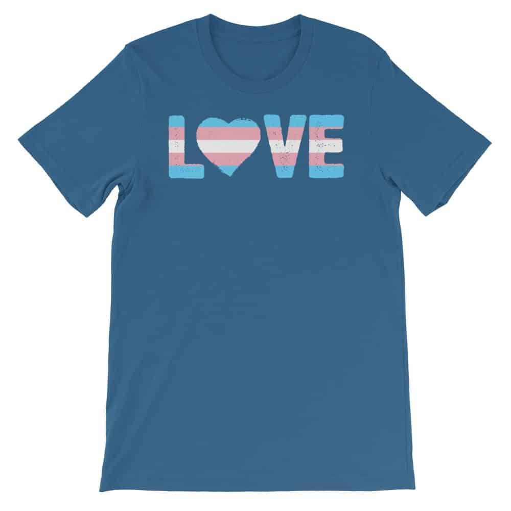 Trans Pride Clothes Tshirt