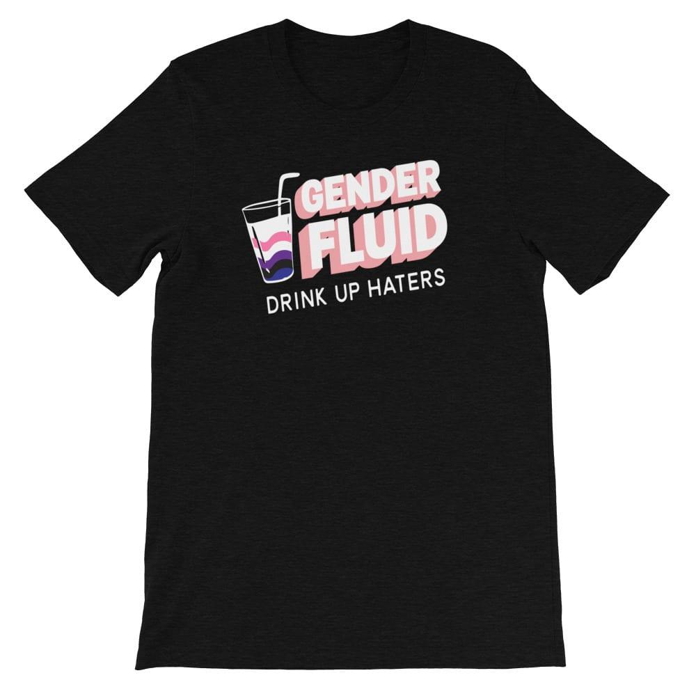 Genderfluid Gay Pride Tshirt