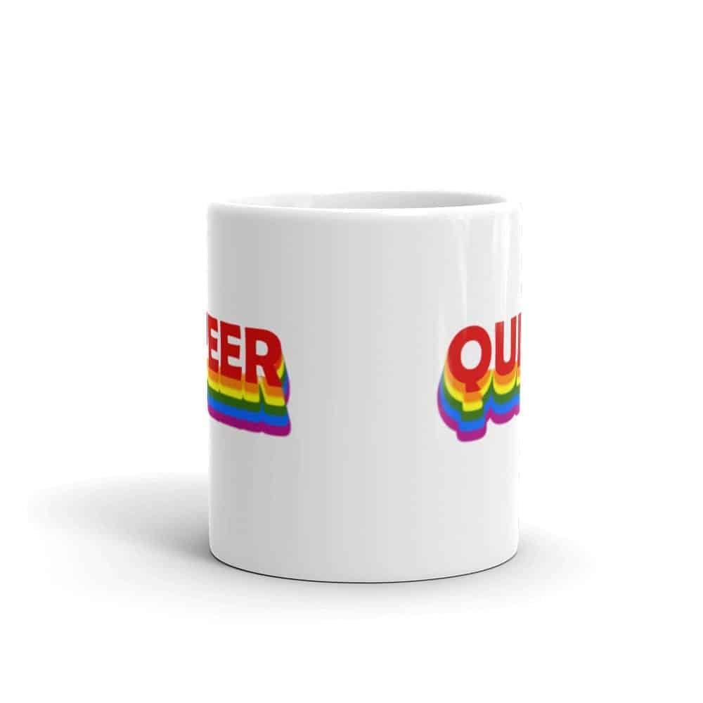 QUEER Pride Coffee Mug