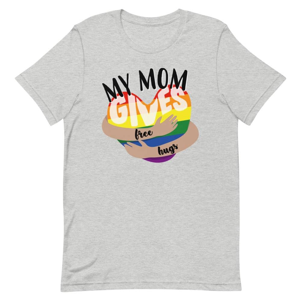 Mom Gives Free Hugs LGBTQ Shirt
