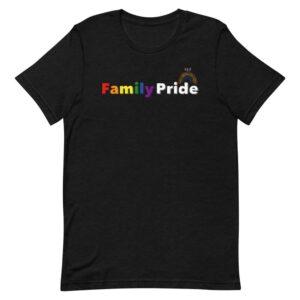 Family Gay Pride Tshirt