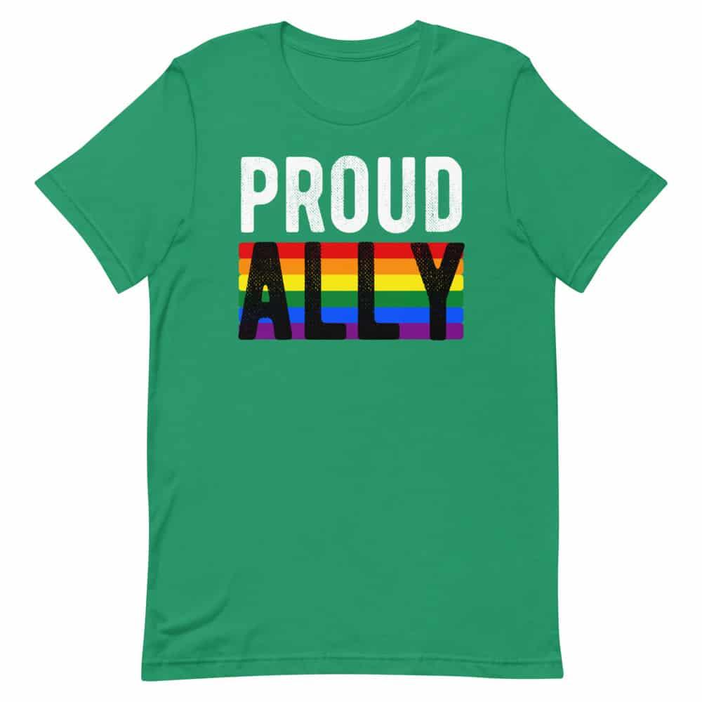 LGBTQ Proud Ally Shirt
