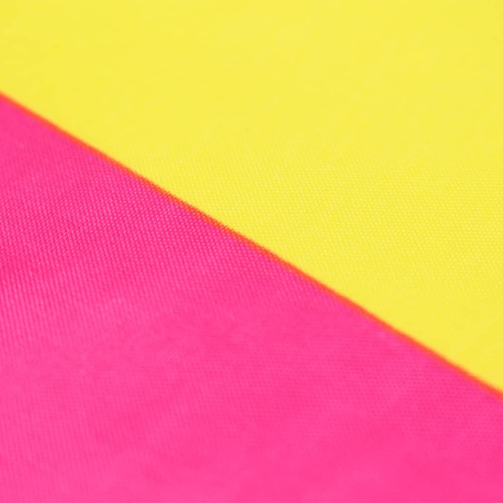 Pink Yellow Blue Pansexual Pride Flag