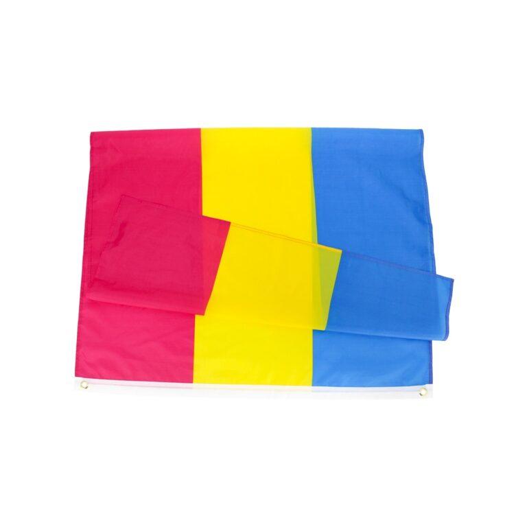 Pan Pride Flag