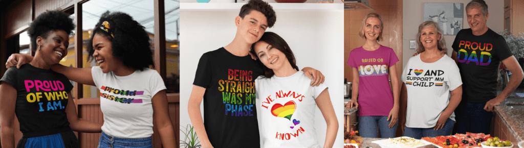 National Coming Out Day LGBTQ Tshirt Depot