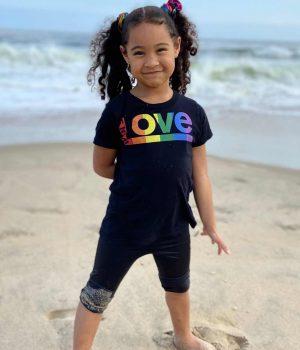 Avery Love Wins Kid Pride Shirt