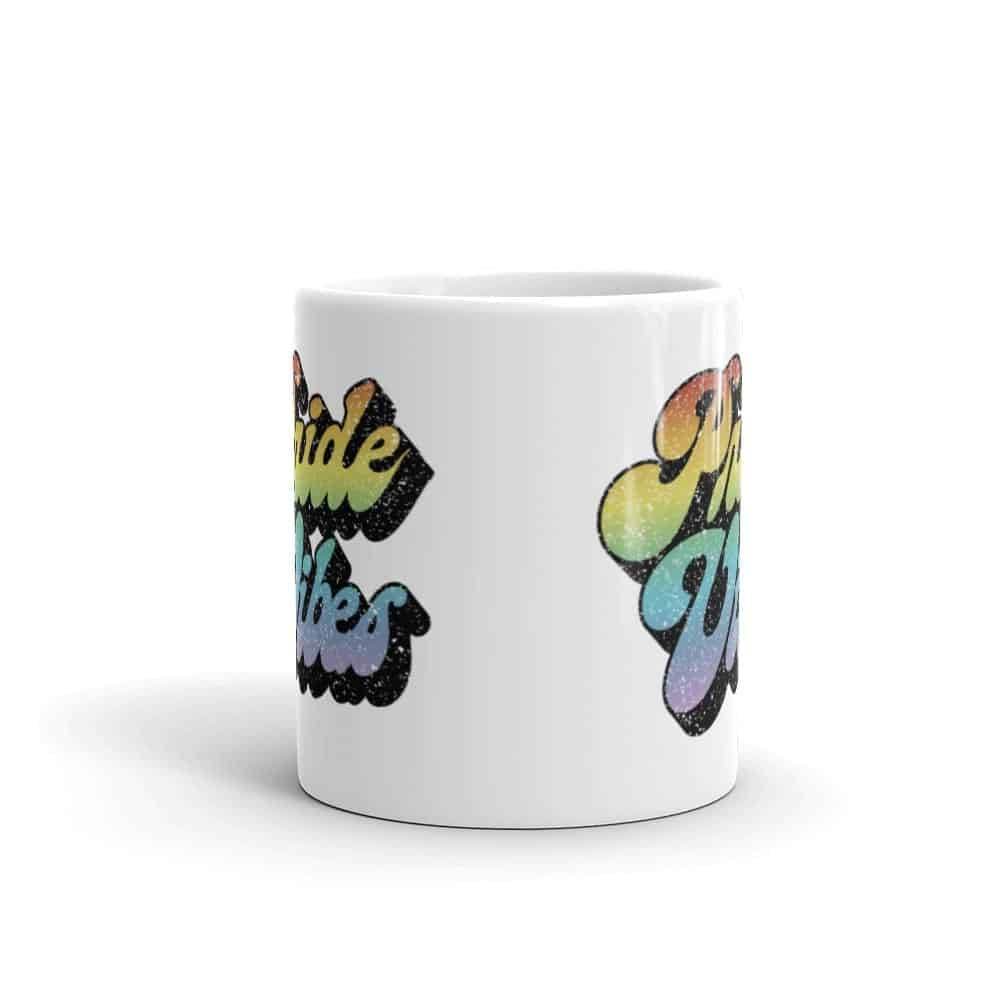 Pride Vibes LGBT Coffee Mug