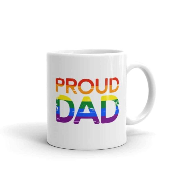 Proud Day LGBTQ Pride Coffee Mug