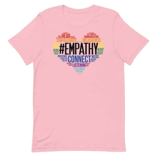 #Empathy from the Heart LGBT Tshirt