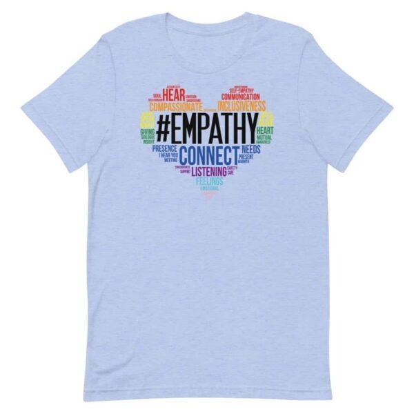 #Empathy from the Heart LGBTQ Tshirt