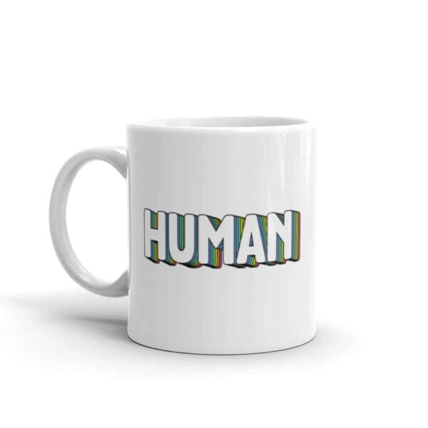Human Pride Coffee Mug
