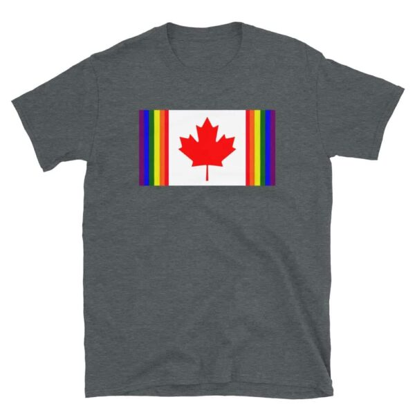 Canadian Gay Pride Tshirt