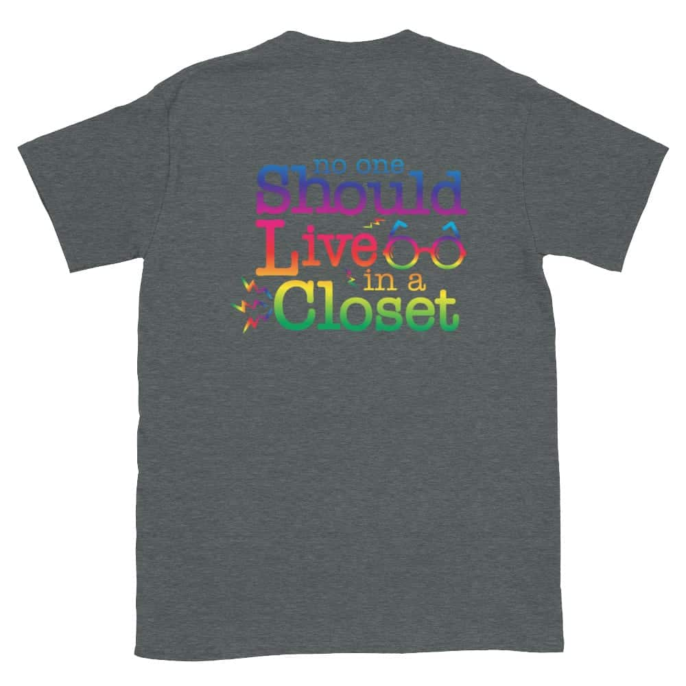 Gay Pride Come Out of the Closet Tshirt
