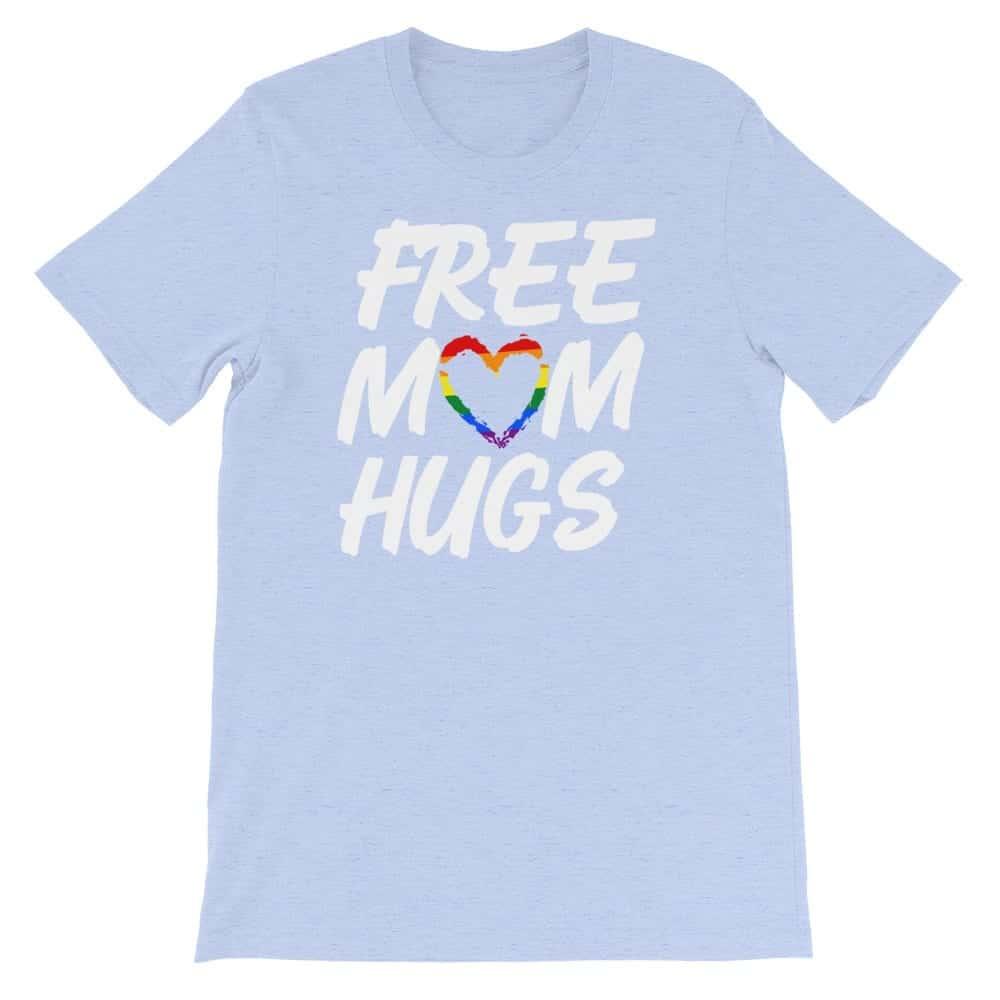 LGBTQ Pride Free Mom Hugs Tshirt