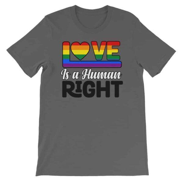 Human Right Gay Pride Tshirt