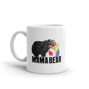 Mama Bear Gay Child Pride Coffee Mug