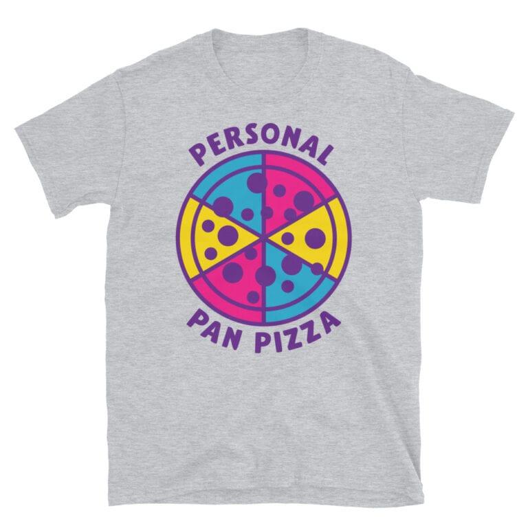 Personal PANsexual Pizza Pride Tshirt