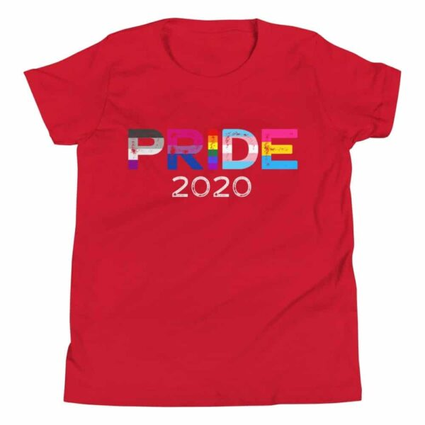 Pride 2020 LGBT Kid Tshirt