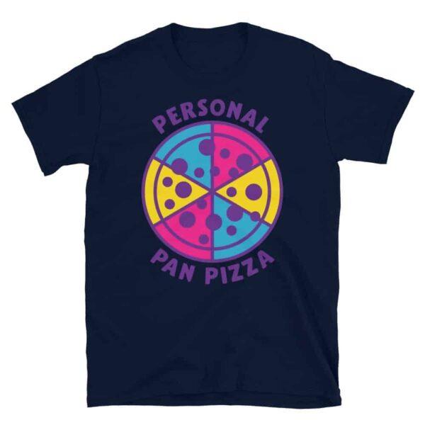 Personal PAN Pride Pizza Tshirt