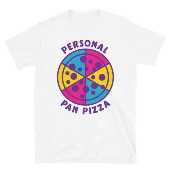 Personal PANsexual Pride Pizza Tshirt