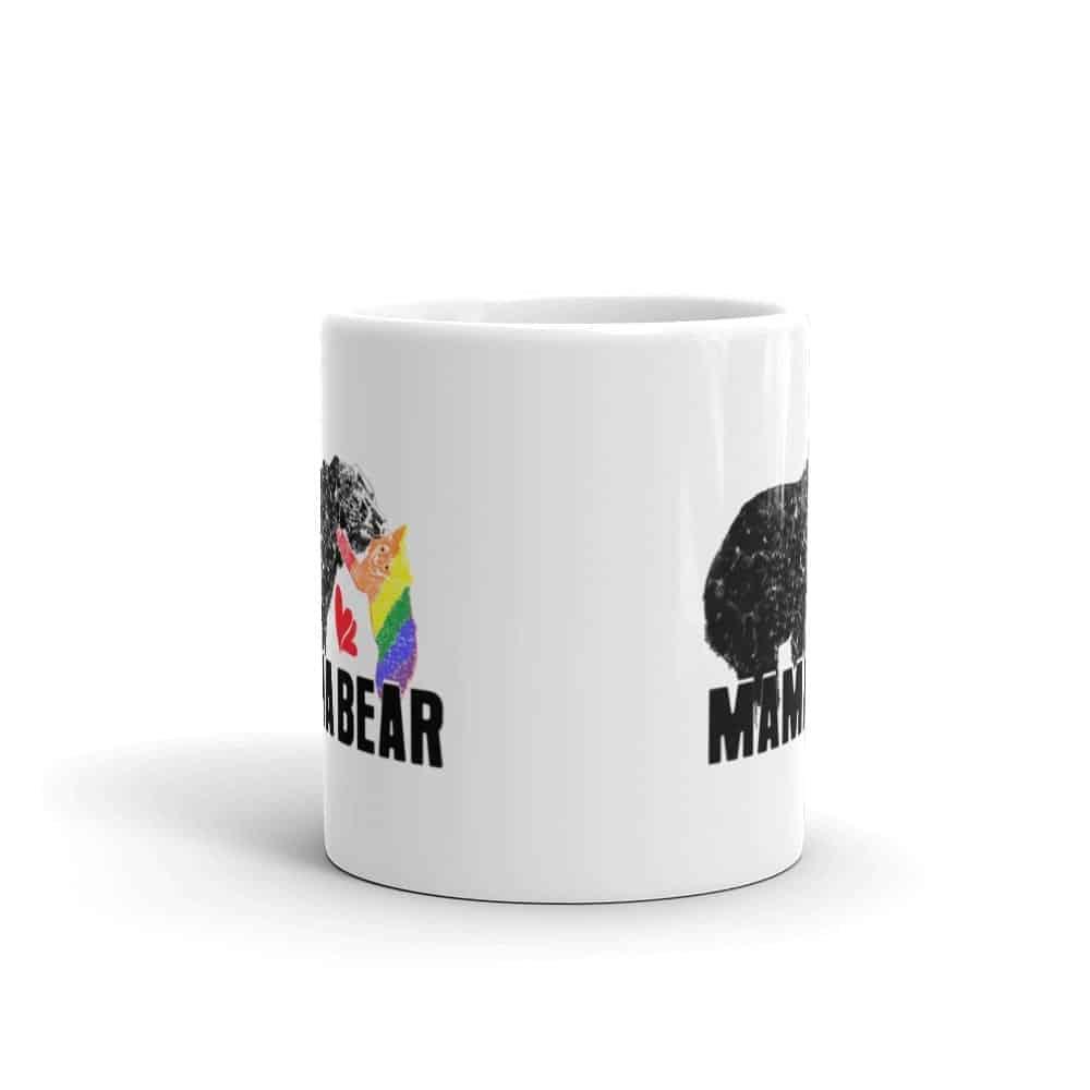 Mama Bear Gay Child Pride Coffee Mug