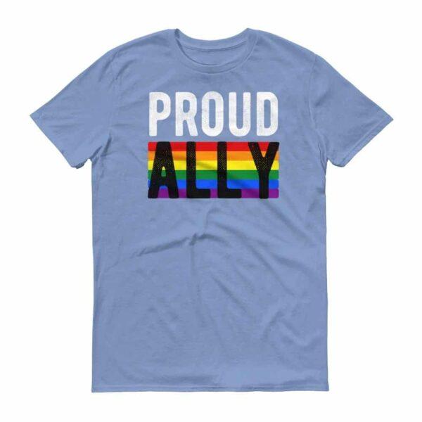 LGBT Proud Ally Pride Tshirt
