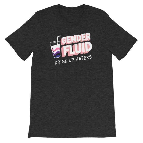 LGBT Genderfluid Pride Tshirt