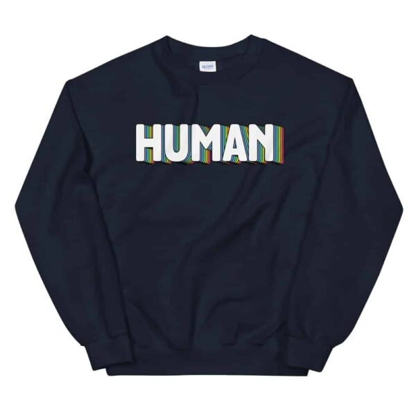 LGBT Pride Human Sweatshirt