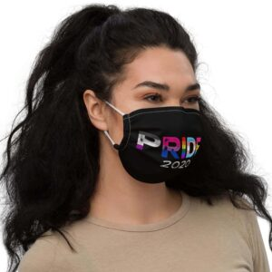 PRIDE Flags 2020 LGBTQ Face Mask