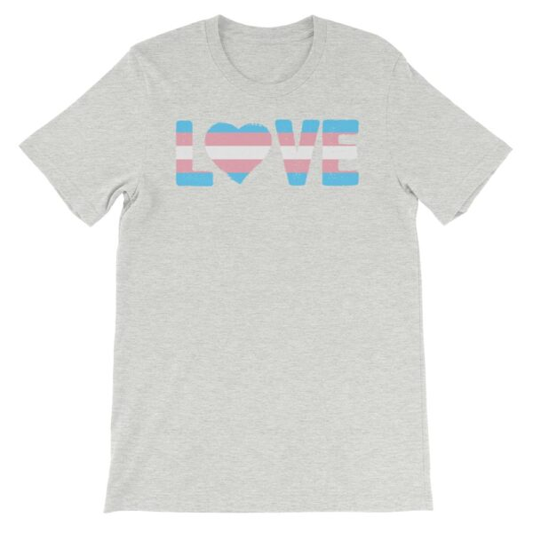 Transgender Love Pride Clothes
