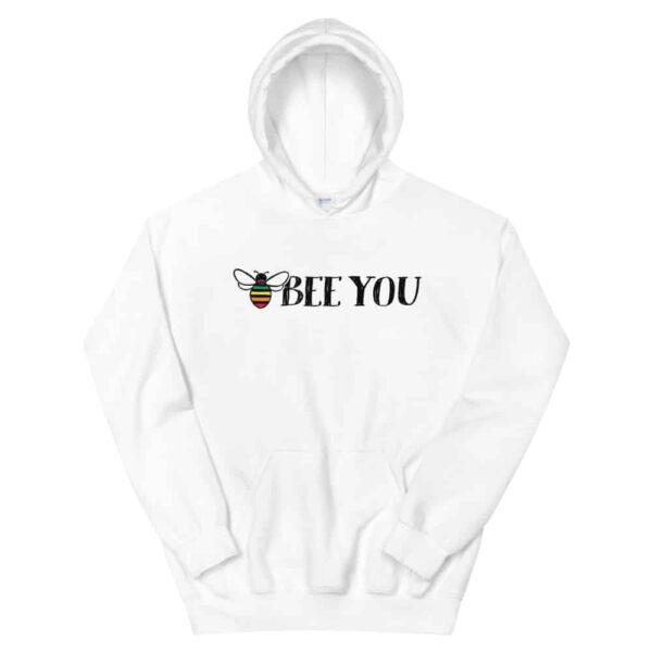 LGBT Hoodie Bee You