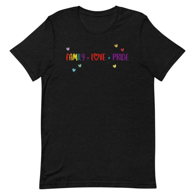 LGBT Family Love Pride Shirt