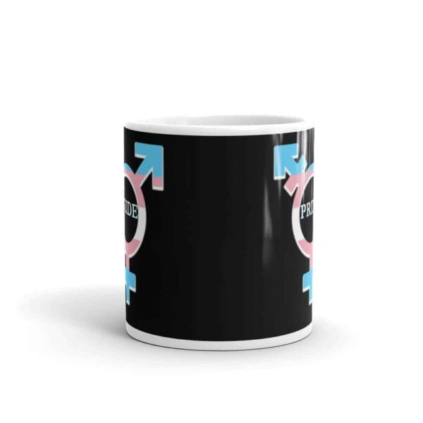 Transgender Pride LGBT Coffee Mug