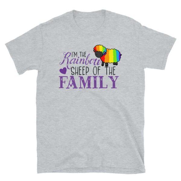 Rainbow Sheep of the Family LGBTQ Pride Tshirt