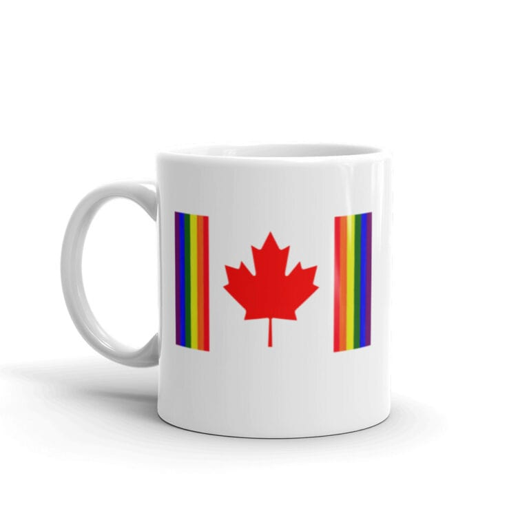 Canada Pride Coffee Mug