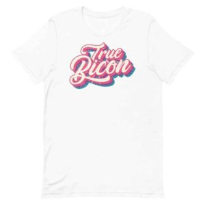 True Bicon Bi Pride Tshirt