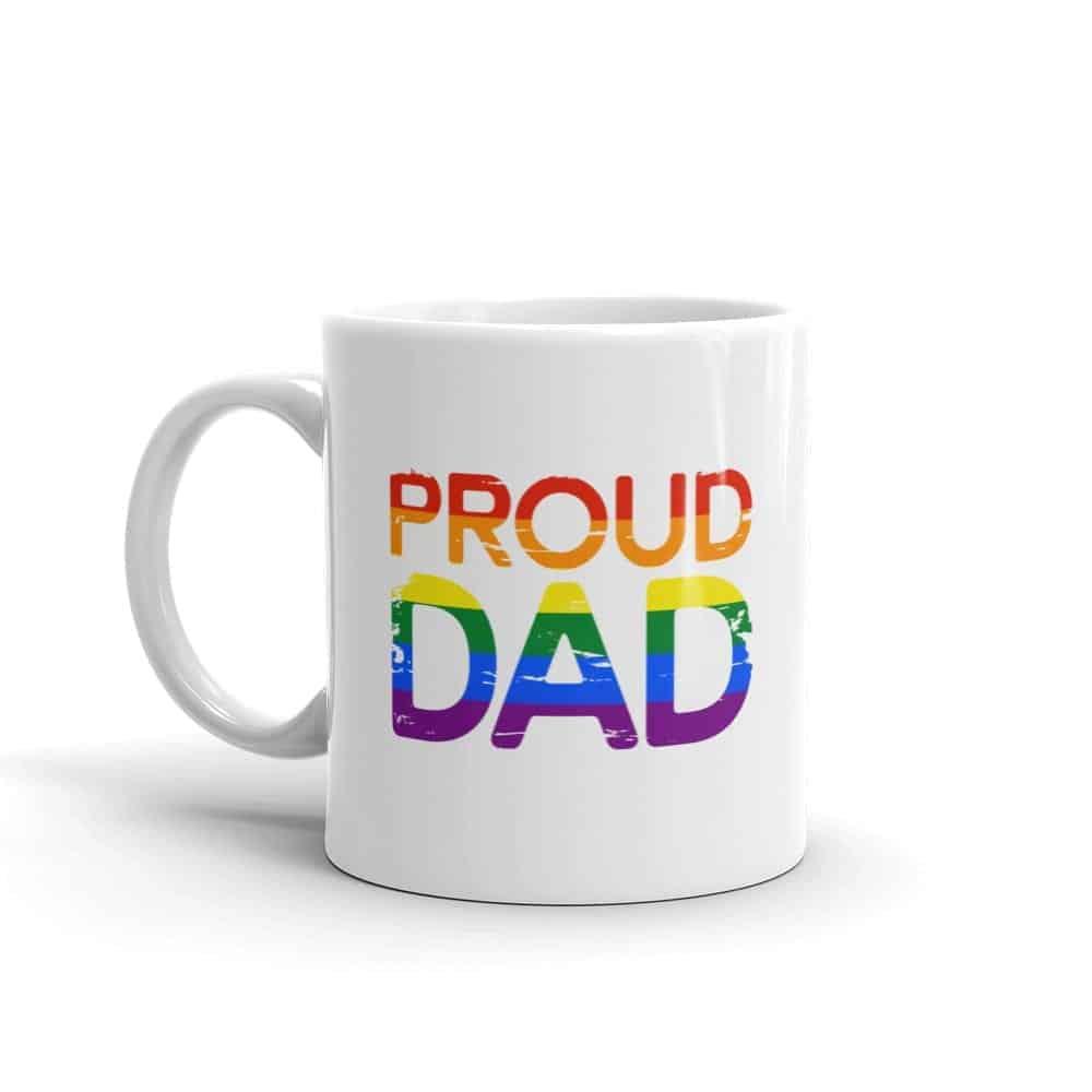 Proud Day Gay Pride Coffee Mug