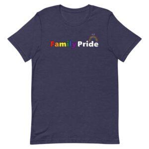 Family Pride LGBTQ Tshirt