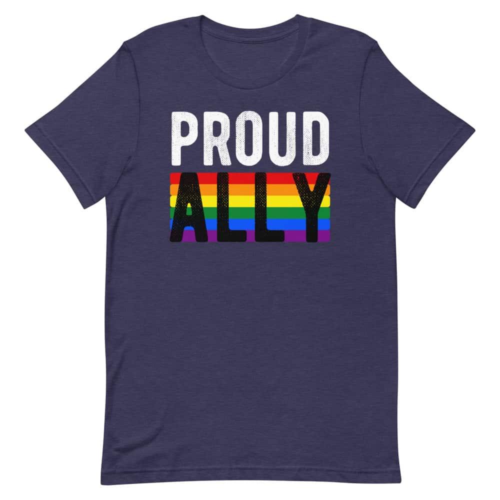 Proud Ally Gay Pride Shirt